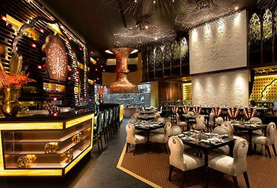 澳门威尼斯人皇雀印度餐厅